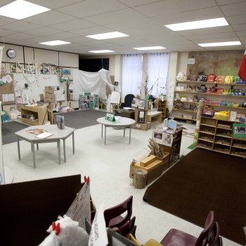 Image of classroom titled: Welcome to our room (View 1)